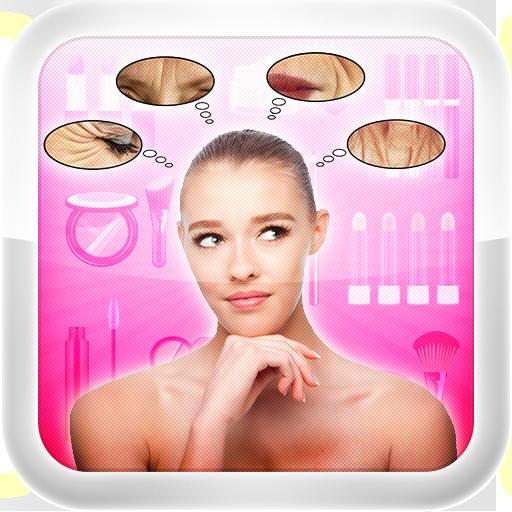 Best natural makeup edit photo (Best Camera For Makeup Photos)
