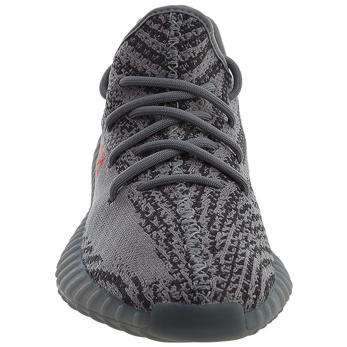 Adidas Yeezy Boost 350- limitada de la tela Negro con ...