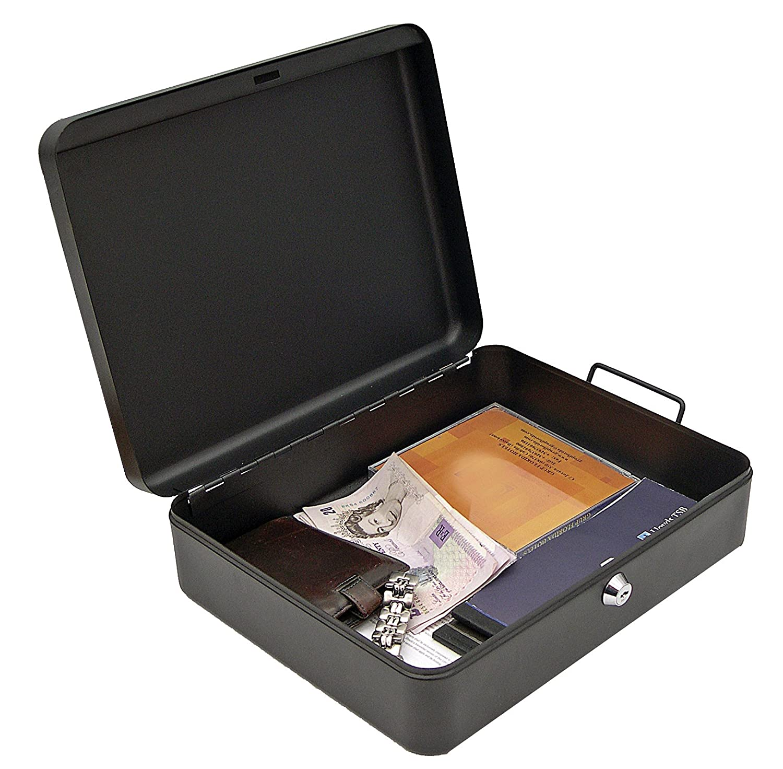 Cathedral - Cassetta portavalori, formato A4 SB12BK