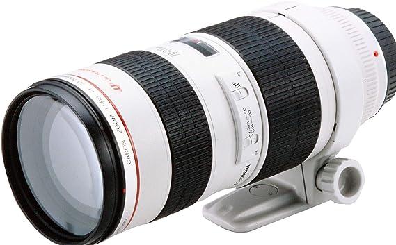 Canon Teleobjektiv Ef 70 200mm F2 8l Usm Für Eos Kamera