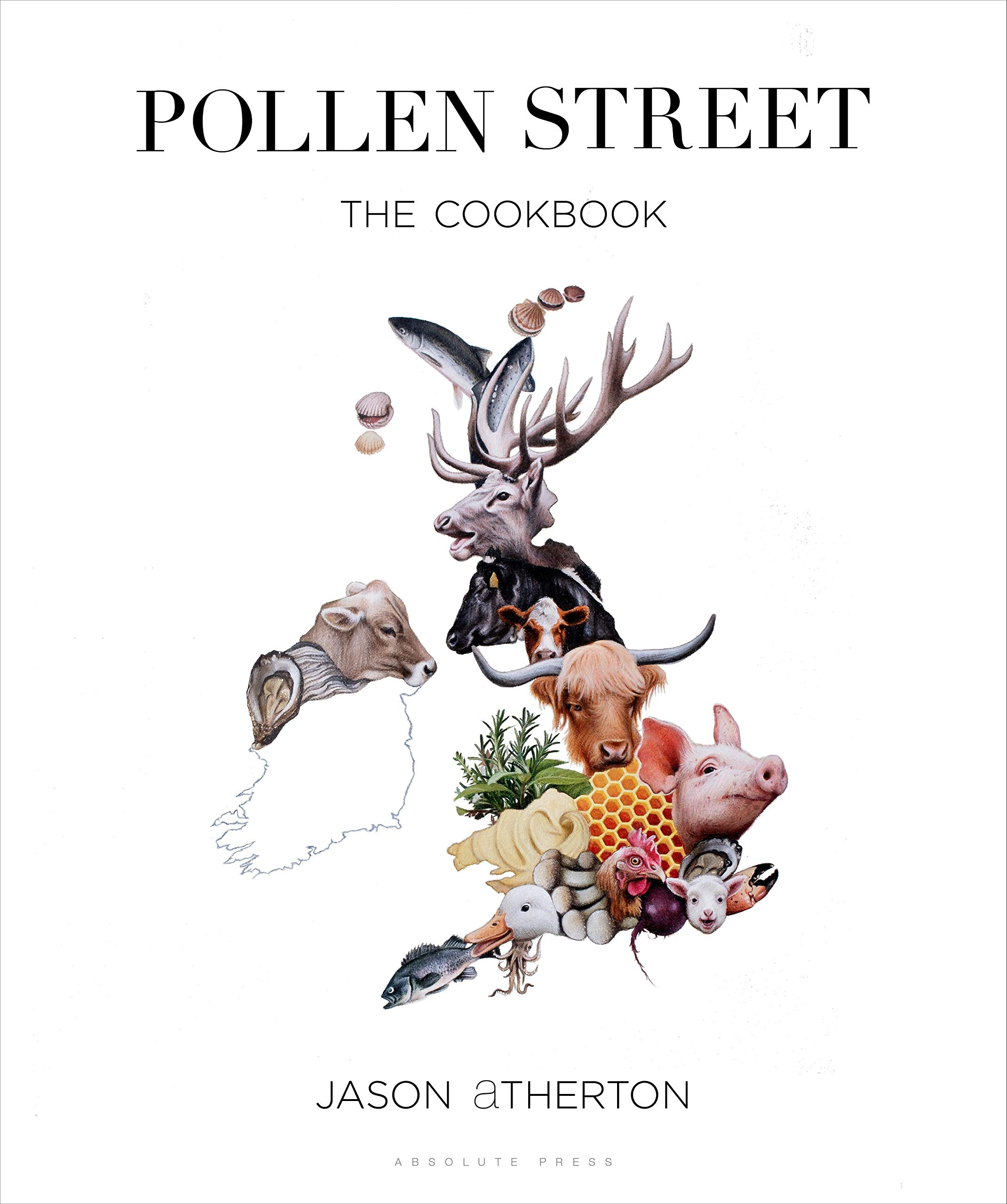 Pollen Street  By Chef Jason Atherton As Seen On Television's The Chefs' Brigade