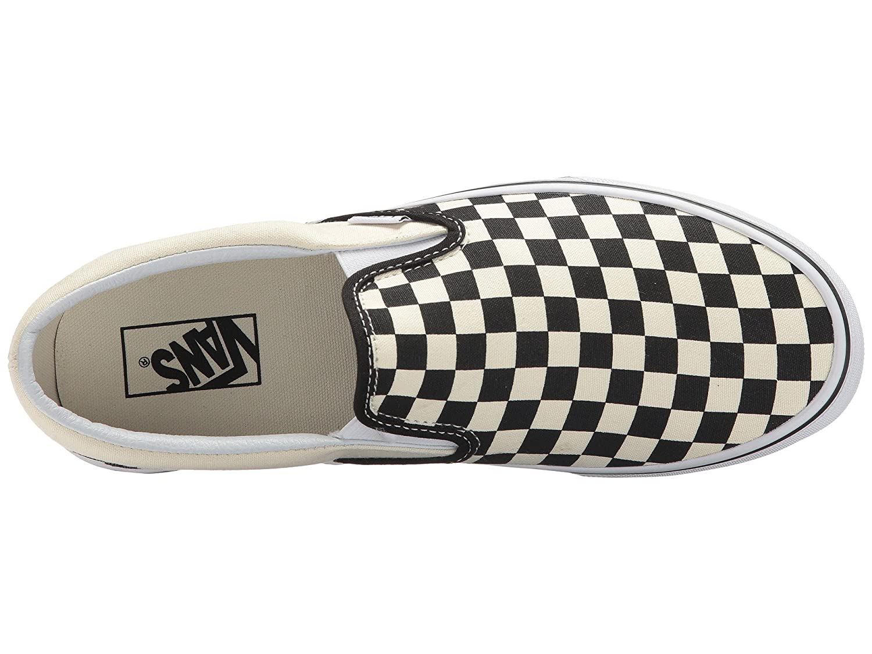 73142fcb03de ... Vans Unisex Classic Classic Classic (Checkerboard) Slip-On Skate Shoe  B07C9DZBKN 40.5 M ...