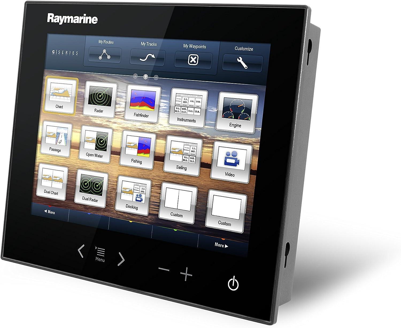Raymarine E70126-Ddb GS Series Gs165 Glassbridge Paquete Pantalla Multifunción (39.1 Cm (15,4 Pulgadas), Si: Amazon.es: Electrónica