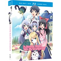 In Another World with My Smartphone The Complete Series Blu-ray + DVD