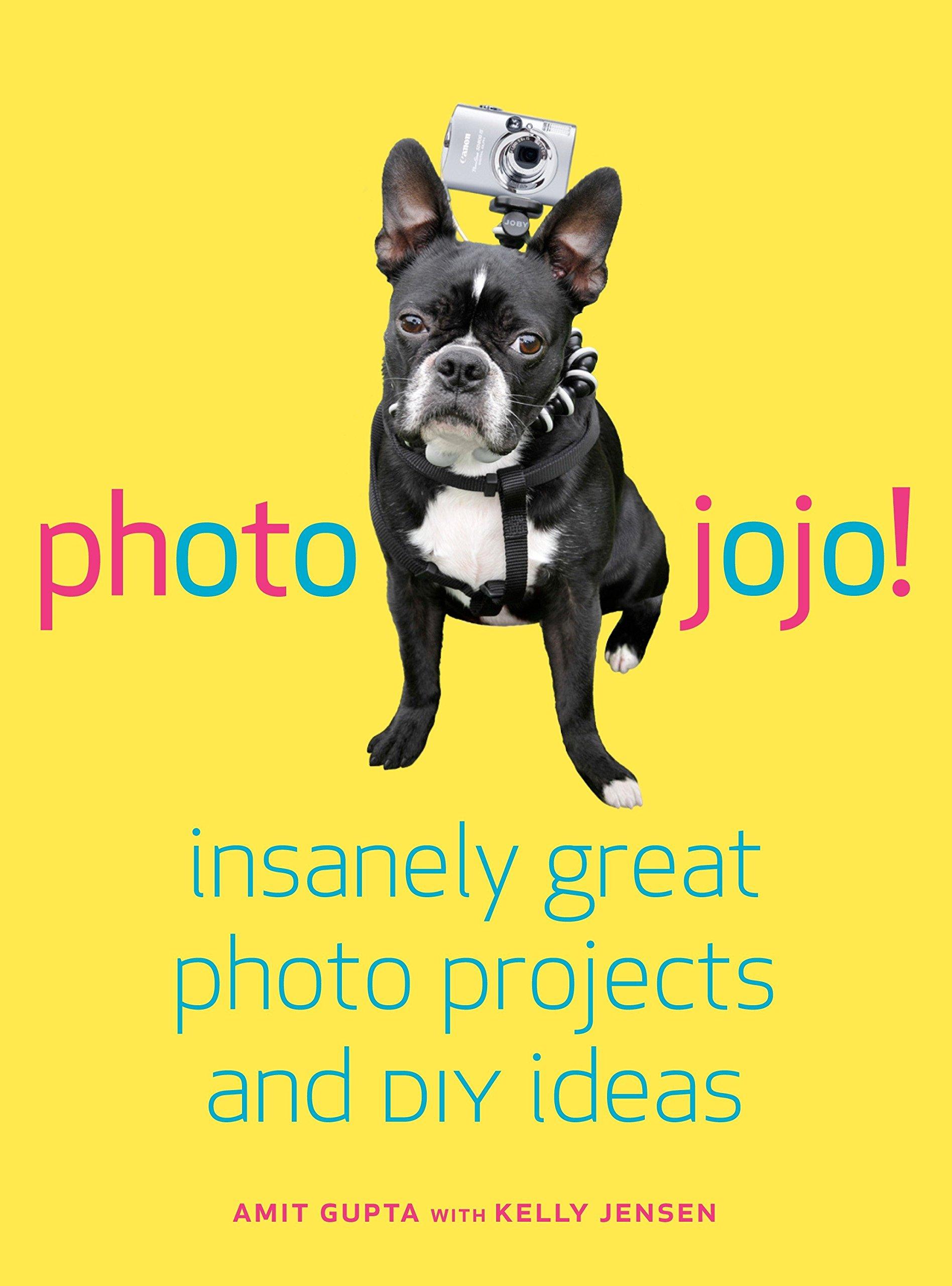 Photojojo!: Insanely Great  Photo Projects and DIY Ideas pdf epub