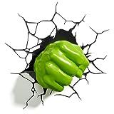Amazon Price History for:3DLightFX Marvel Avengers Hulk Fist 3D Deco Light