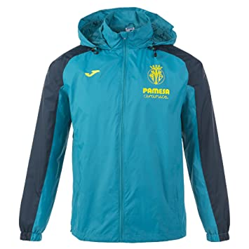 Joma Chaqueta Club de fútbol Villareal 2017 - 18 Royal ...