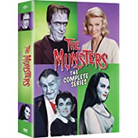 The Munsters: The Complete Series [DVD]