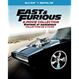 Fast & Furious 8-Movie Collection - Blu-ray + Digital