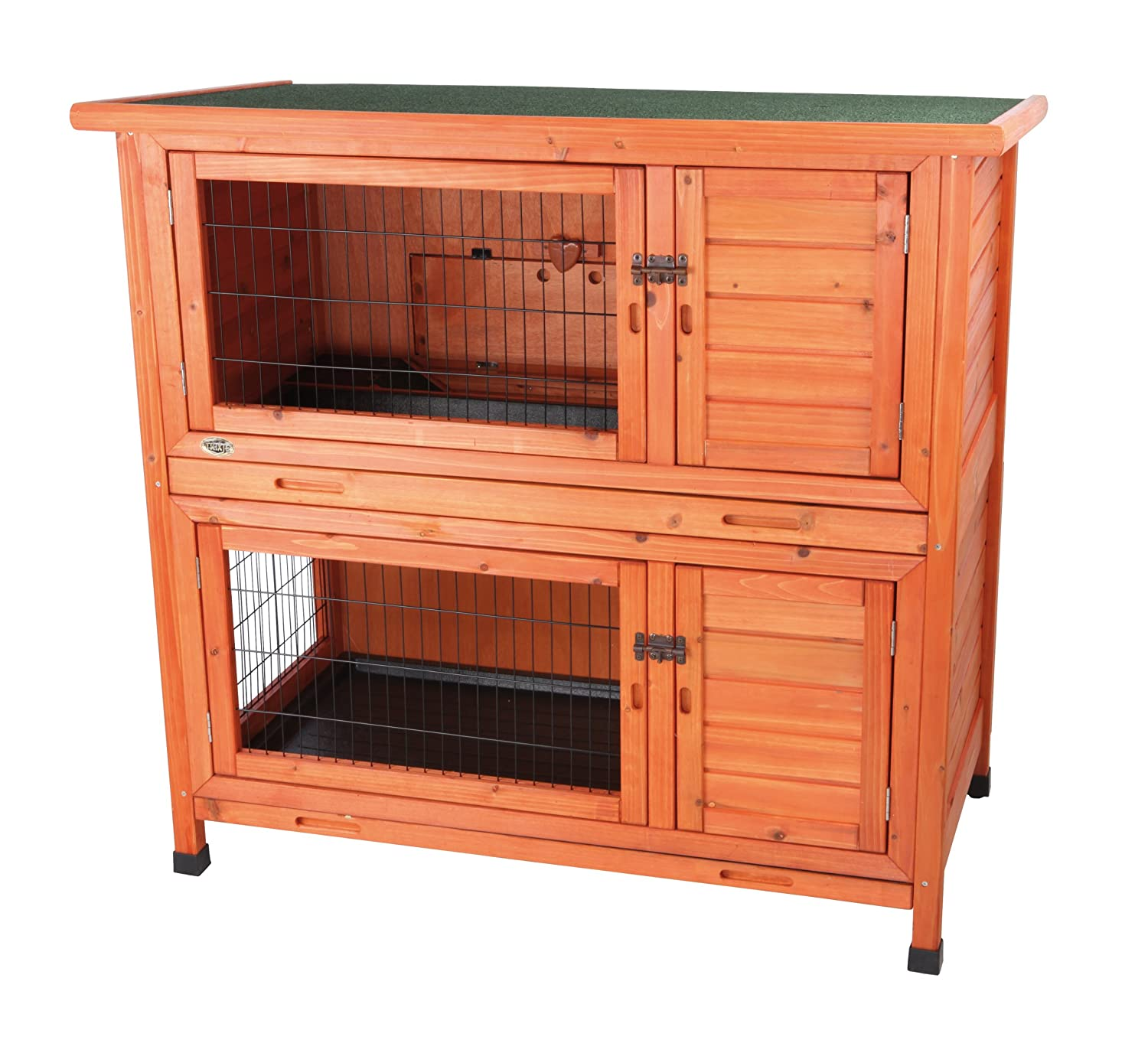 1-Story Rabbit Hutch Trixie Pet Products 62372