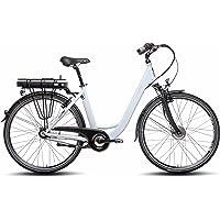 Sachsenring Bike Manufaktur Pedelec 28 Zoll Alu 7-Gang Nexus Federgabel 36V 11Ah