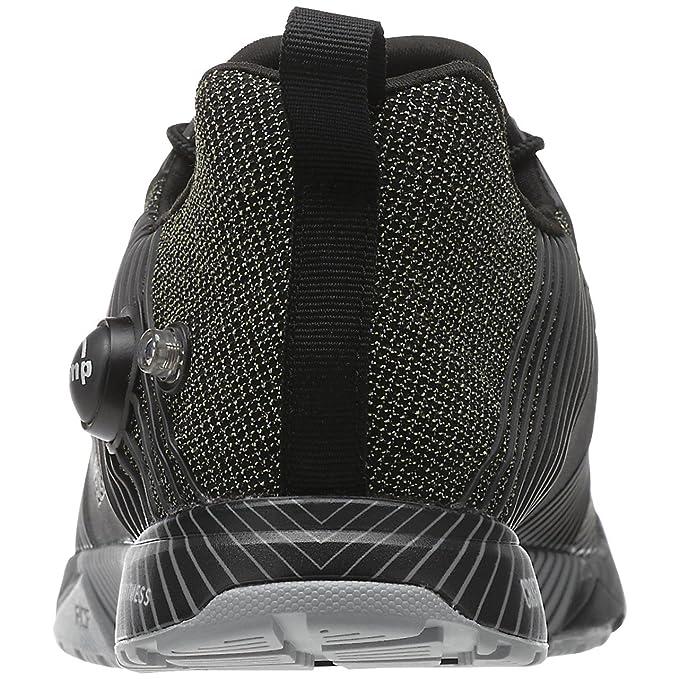 reebok - SPORTSWEAR - CrossFit Nano Pump Fusion - Black   Grey - 8.5  Amazon .co.uk  Shoes   Bags 15a521722