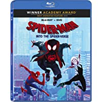 Deals on Spider-Man: Into the Spider-Verse Blu-ray