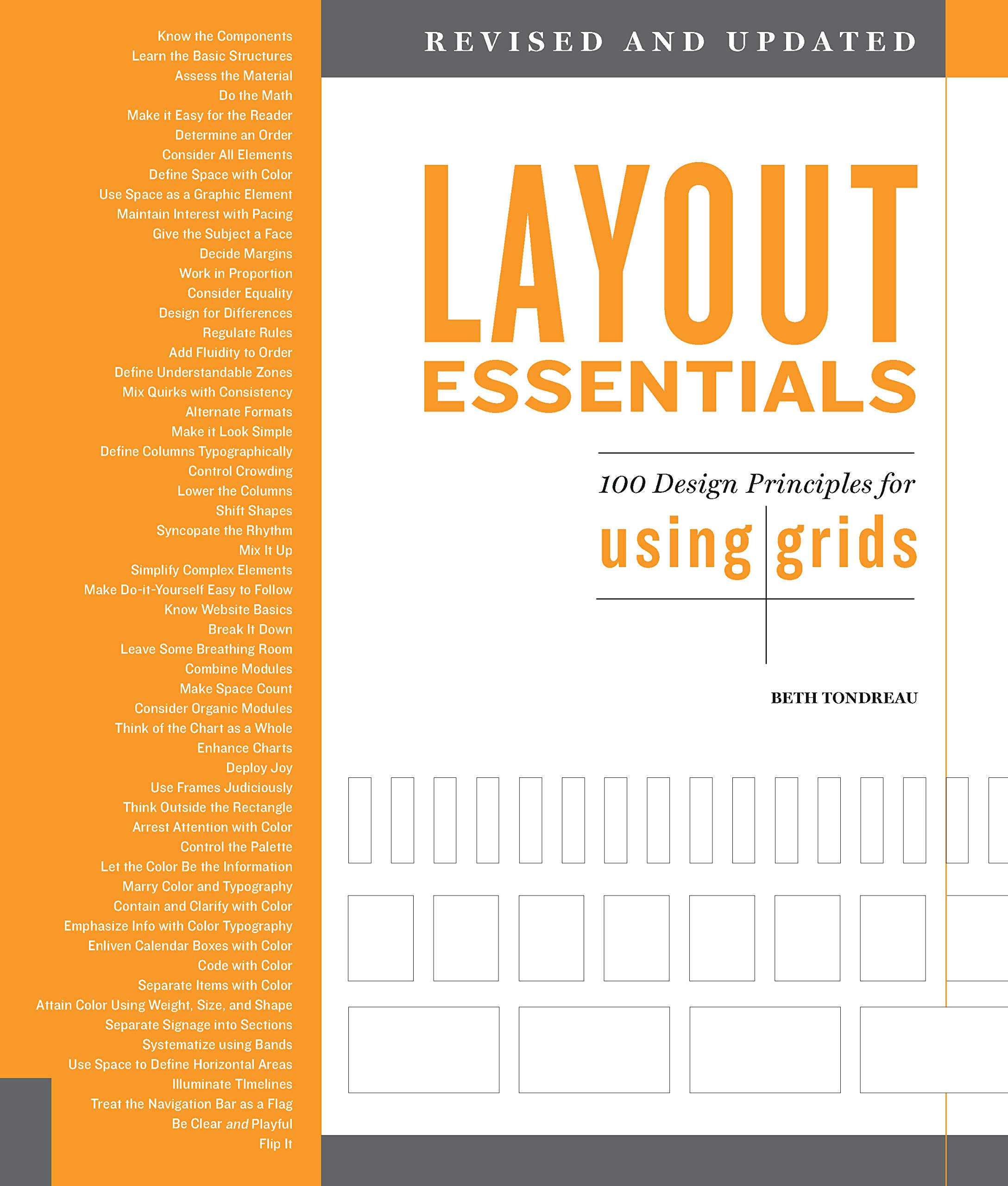 Layout Essentials Revised And Updated  100 Design Principles For Using Grids