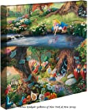 Disney Alice in Wonderland – 14 x 14 Gallery Wrapped Canvas