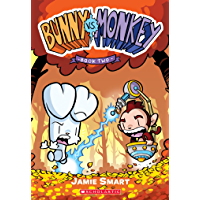 Bunny vs. Monkey: Book Two