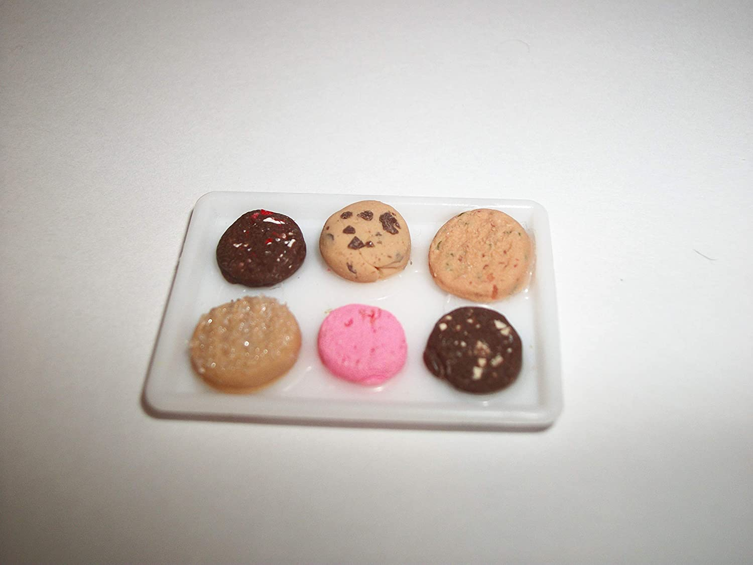 Dollhouse Miniature Cookies A152 Doll Fake Dessert Food