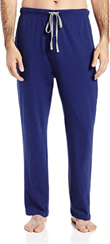 Choose SZ//Color. Hanes Sleepwear 91001 Mens Solid Knit Pant L