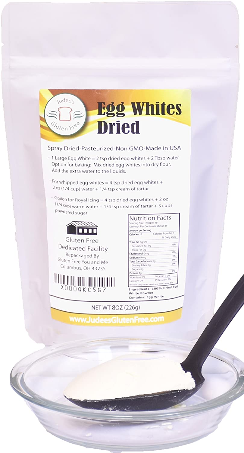 Dried Egg Whites