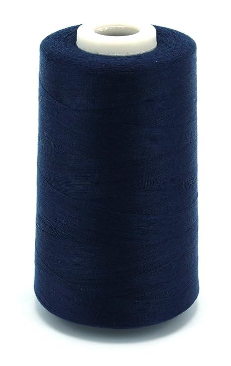 Schnoschi – Bobina de hilo de coser para máquina remalladora, 40/2 (120), 4570 metros, muchos colores, beige, 1 pieza: Amazon.es: Hogar