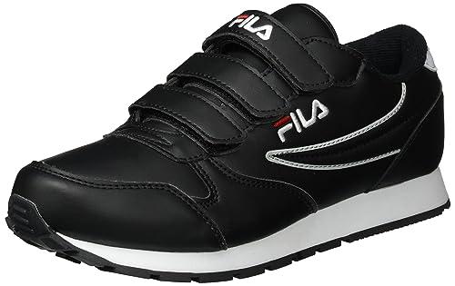Velcro it Borse Fila Low Donna Orbit Wmn Scarpe Sneaker E Amazon 50q7vpqWA