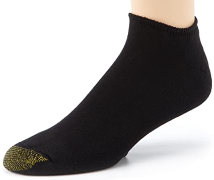 f2ab5e85bc2e62 Gold Toe Men s 6-Pack Cotton No Show 656 Athletic Sock at Amazon Men s  Clothing store