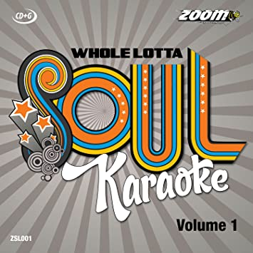 Zoom G - Whole Lotta Soul And Motown - Volume 1 [Card Wallet]