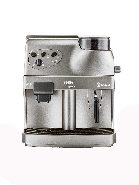 Spidem - Cafetera de espresso automática [Importada de ...