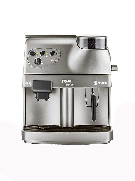 Spidem - Cafetera de espresso automática [Importada de Alemania ...