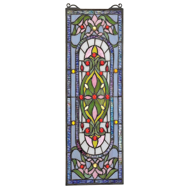 Buntglas-Panel - Palais Royal Buntglas-Fenster Behang ...
