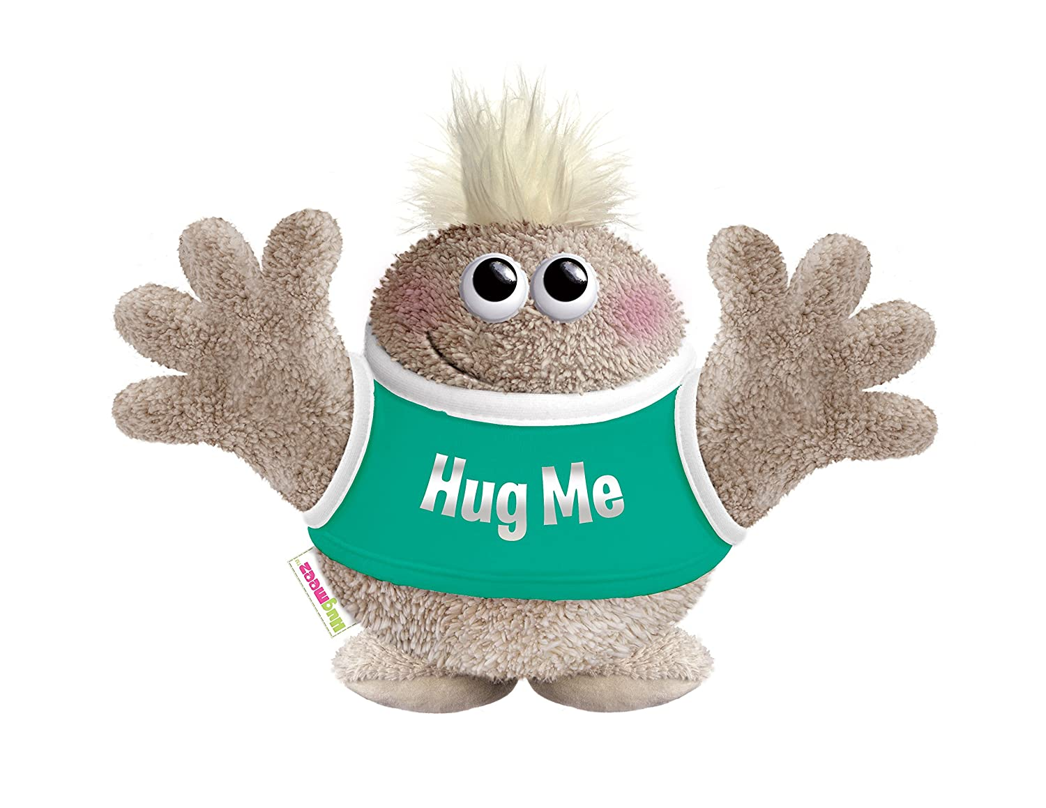 Beige 6 Tall 6 Tall Millennium Products Group us toys HS-209 Hugmeez Childrens Hug Me Plush Toy