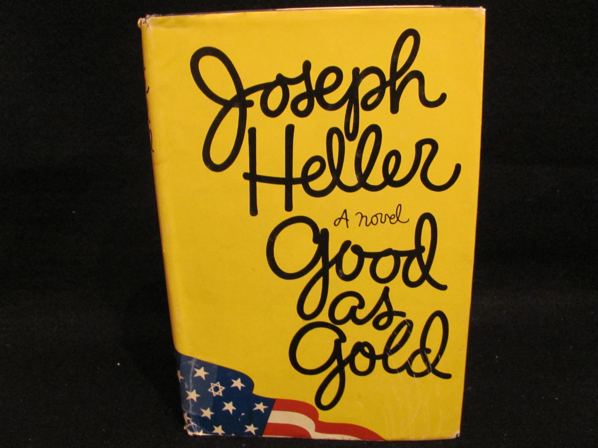 Good as Gold, Joseph Heller