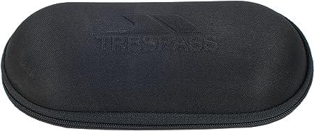 Neopreno estira caso canves,Forro interior para proteger las gafas de sol,Trespass marca con el logo