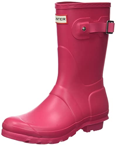hunter gummistiefel pink