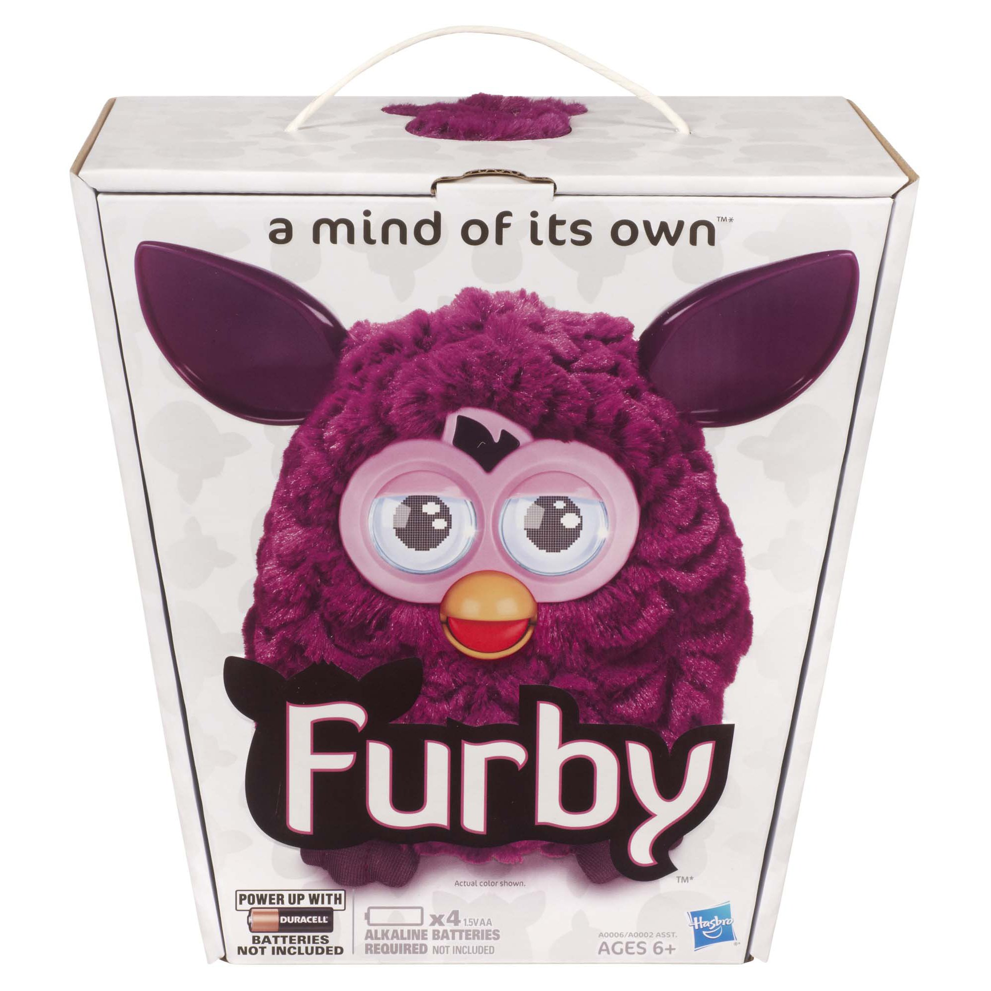Hasbro Furby Plum Fairy by Hasbro (Image #2)