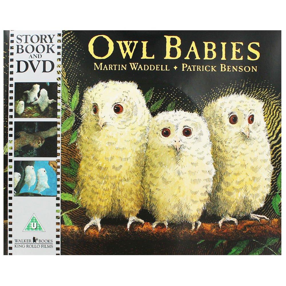 Read Online Owl Babies ebook