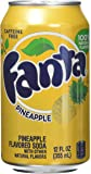 Fanta Pineapple 355 ml (Pack of 24)