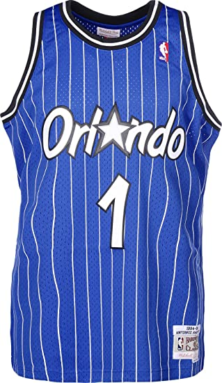 76b59bbd5 Mitchell   Ness Orlando Magic Anfernee  Penny  Hardaway  1 1994-95 Hardwood