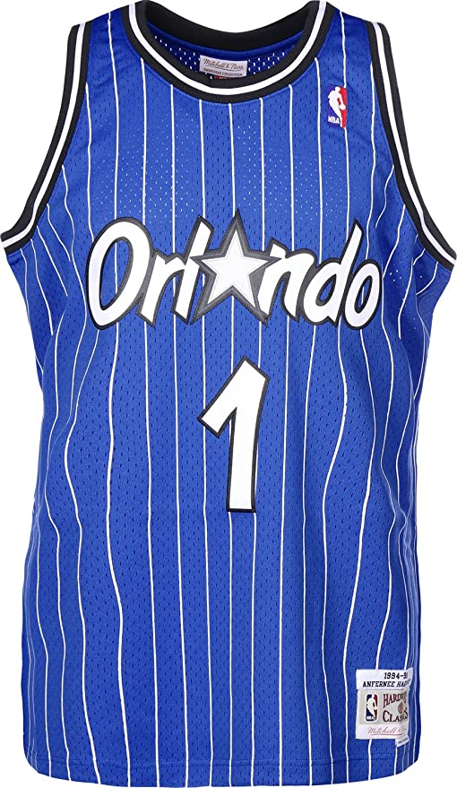 Mitchell & Ness Orlando Magic Anfernee Hardaway Camiseta sin mangas blue