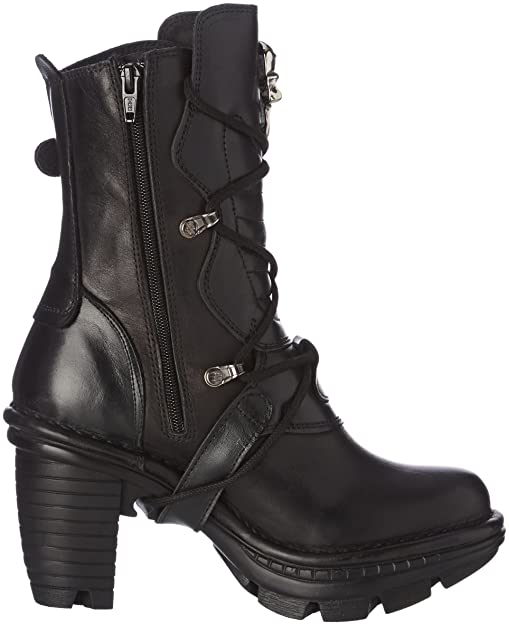 New Rock M Neotr026 S1 - Botas Mujer  Amazon.es  Zapatos y complementos f7c9340dfc65