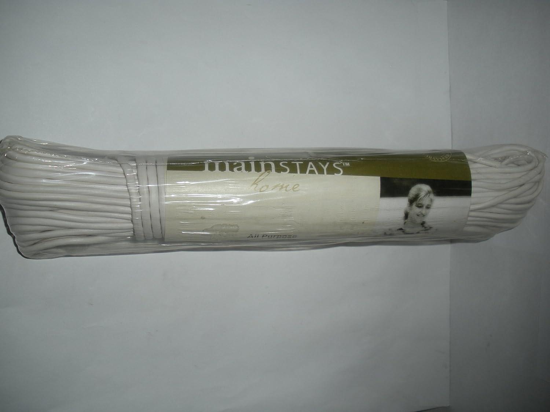 プラスチックClothesline 100 ft- Mainstays B00JBU3EA8