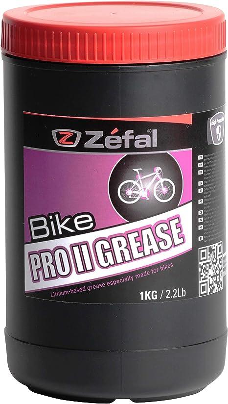 ZEFAL Bicicleta Unisex Pro 2 Grasa, Negro, 1 kg: Amazon.es ...