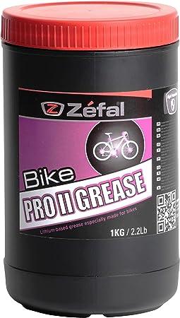 ZEFAL Bicicleta Unisex Pro 2 Grasa, Negro, 1 kg: Amazon.es: Deportes y aire libre