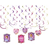 Sofia the First Hanging Party Decorations, Party Supplies