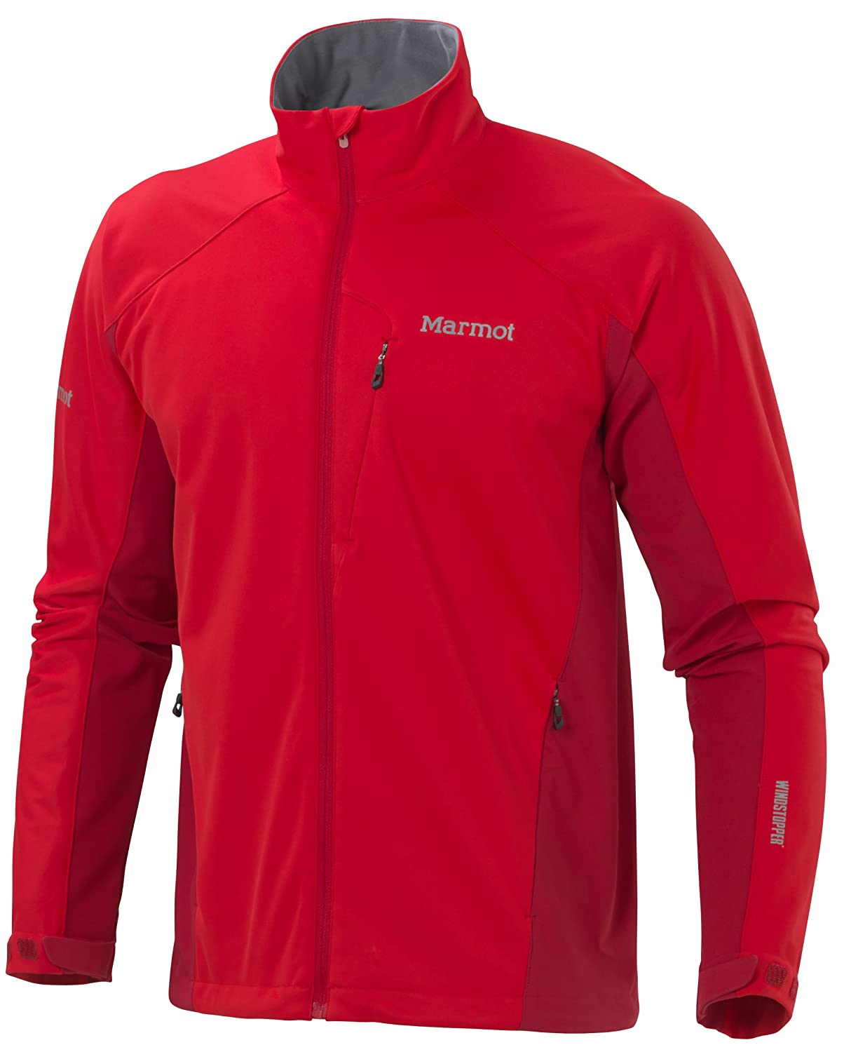 Marmot Herren Windstopper Softshell Jacke Leadville