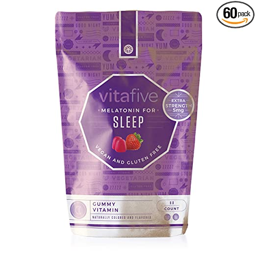 Vitafive Sleep Gummies