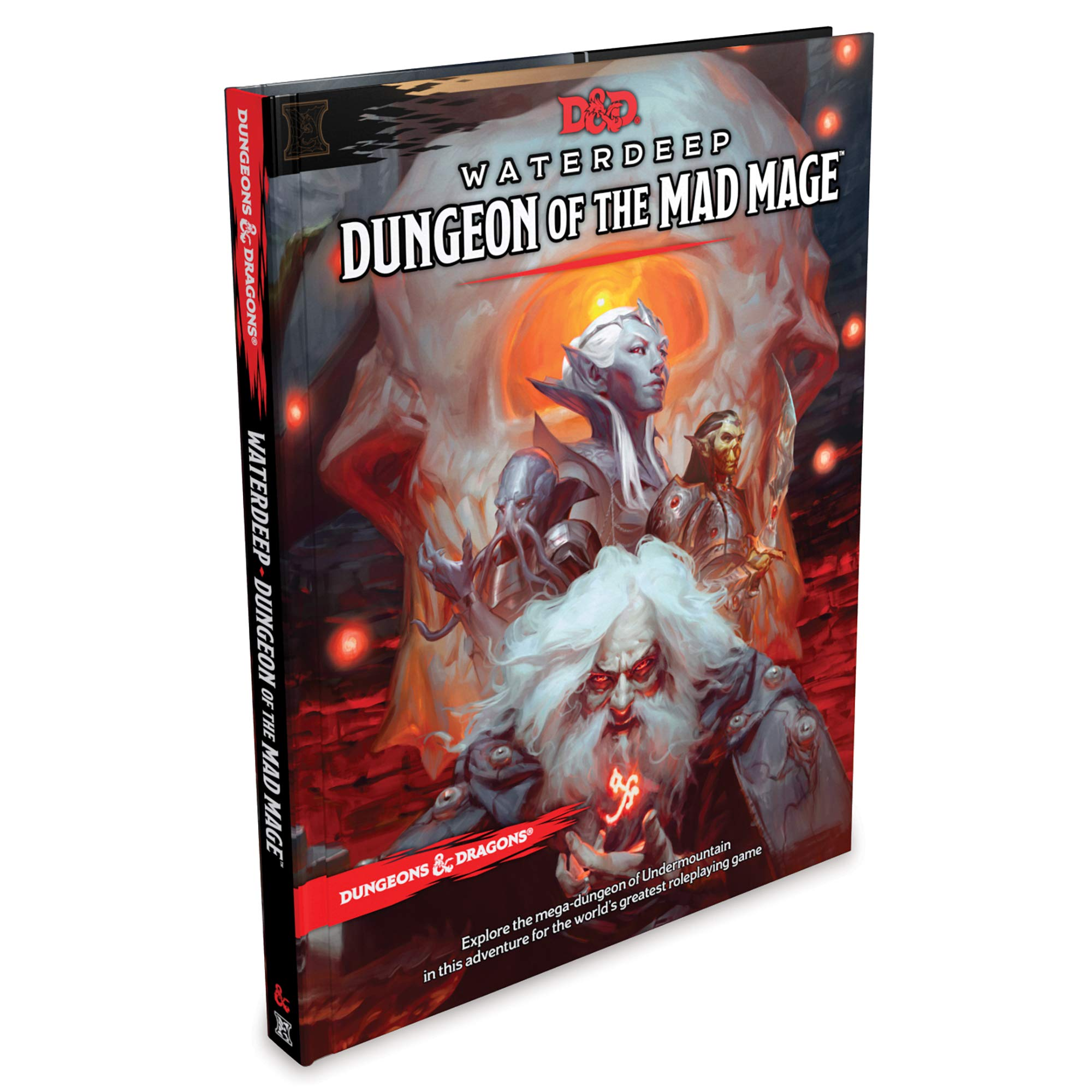 DUNGEON OF THE MAD MAGE DUNGEONS DRAGONS Dongeon and Dragon Waterdeep: Amazon.es: WIZARDS RPG TEAM: Libros en idiomas extranjeros