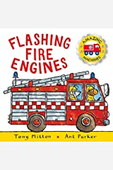 Amazing Machines: Flashing Fire Engines: Amazing Machines 2 Paperback
