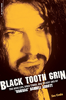 Official truth 101 proof the inside story of pantera kindle black tooth grin the high life good times and tragic end of dimebag fandeluxe Images