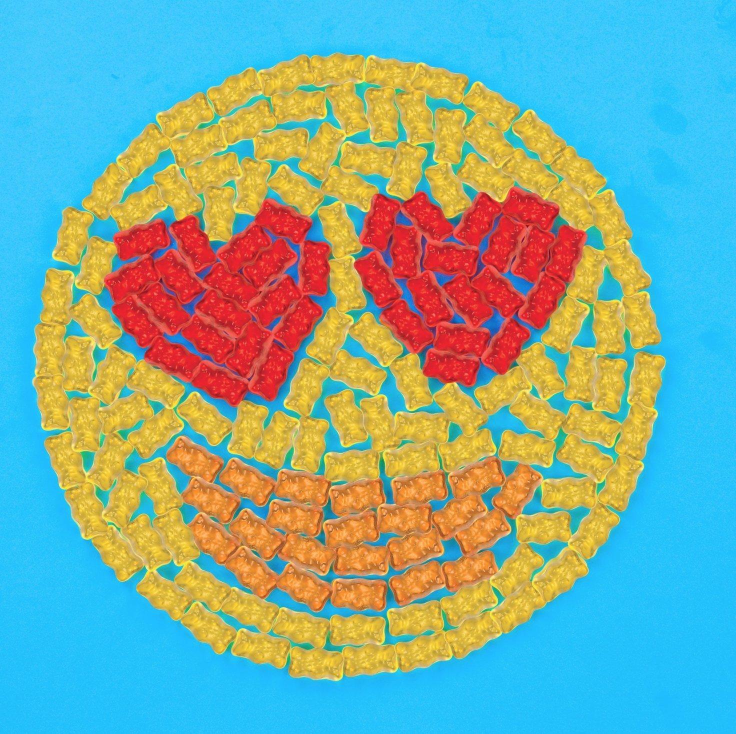 Haribo Gummi Candy, Goldbears Gummy Candy, 48 Ounce Bag (Pack of 4) by Haribo (Image #6)